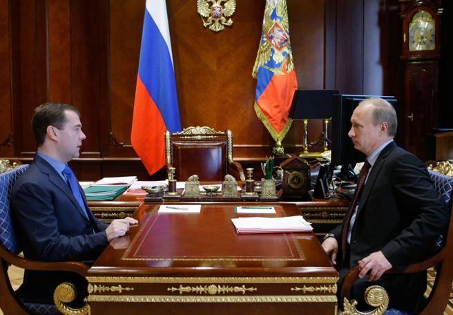 Russia, si dimette il governo. Putin chiede modifiche alla costituzione