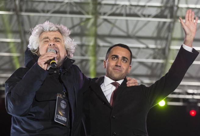 M5S, Beppe Grillo ringrazia Di Maio (ma era contrario all'addio)
