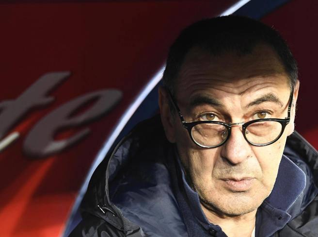 Juventus, Sarri e quelle frasi sui «ragazzi del Napoli» che fanno ...