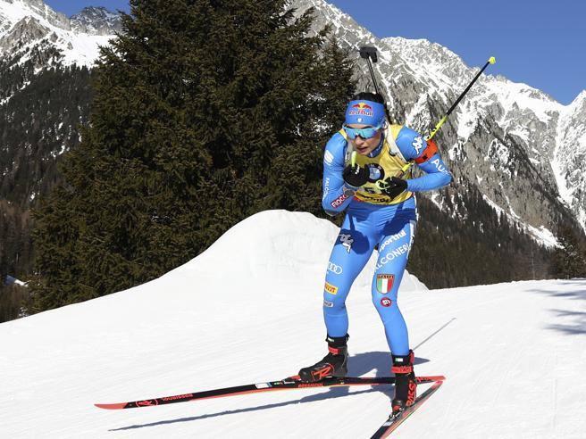 Dorothea Wierer oro individuale nei Mondiali di Biathlon 2020