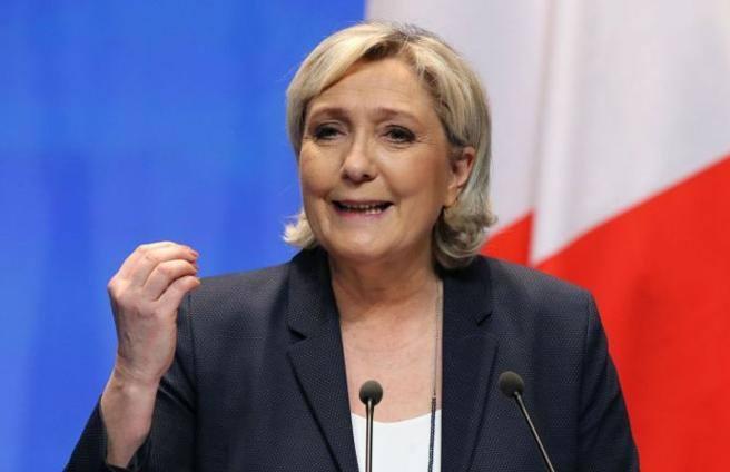 Coronavirus, Le Pen: «controlli alle frontiere con l'Italia». La ...