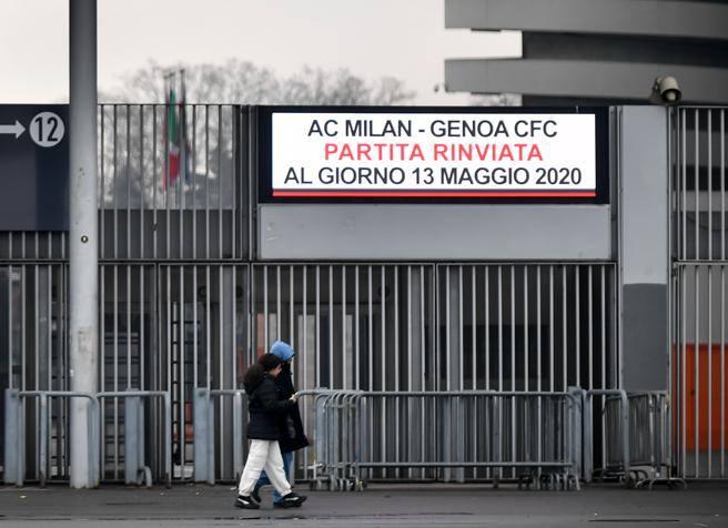 Nuovo Calendario Serie A Le Date Per Le Partite Da Recuperare Juventus Inter Si Giochera Domenica Sera Corriere It