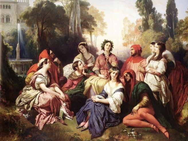 La peste a Firenze, Boccaccio annuncia nel Decameron il nostro presente