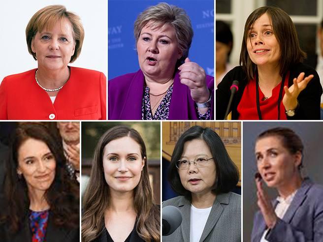 I Paesi che hanno resistito meglio al coronavirus hanno una cosa in comune: sono governati da donne