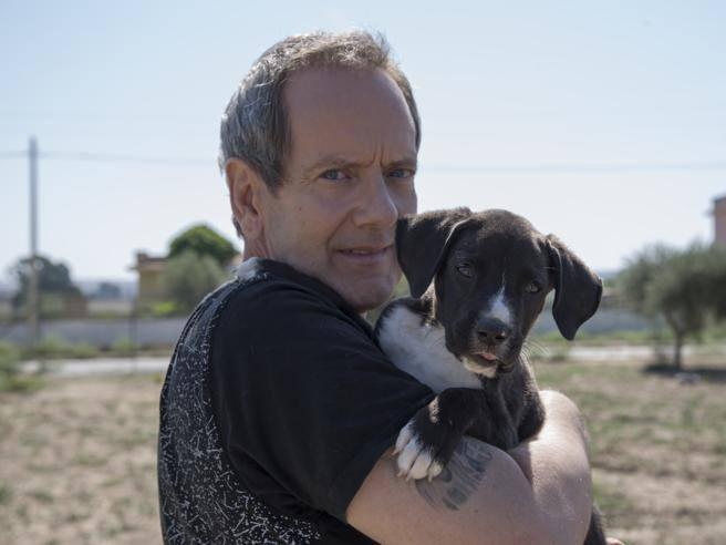 John Peter Sloan a Menfi: vino, cani e i progetti in Sicilia
