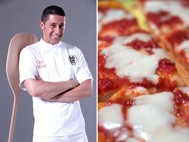 Ricetta Impasto Pizza Toscana.Pizza Facile Nel Forno Di Casa La Ricetta Veloce Di Ciro Salvo Cook Cucina Corriere It
