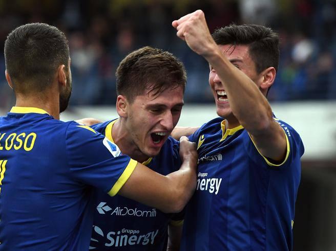 Kumbulla, la Juve mette la freccia e sorpassa l'Inter: blitz di Paratici ...