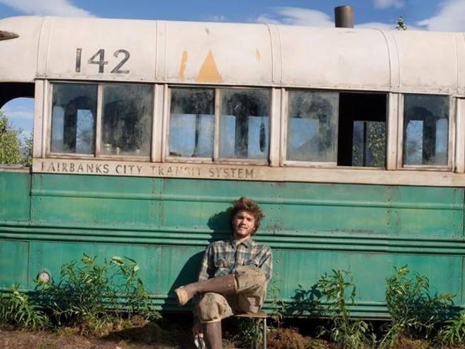 Into the Wild, il Magic Bus è stato rimossa dalla foresta in Alaska