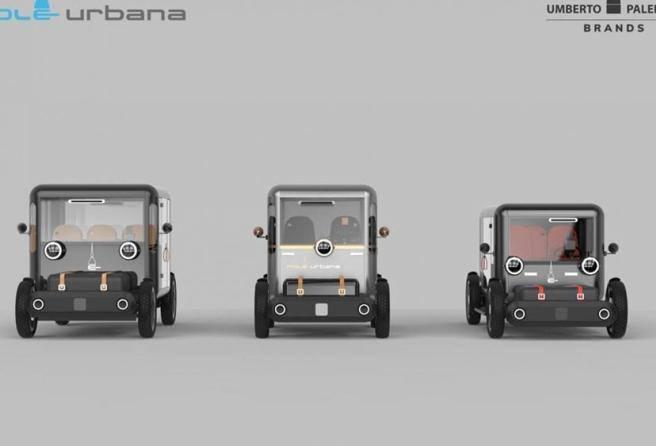 Mole Urbana, la pop car elettrica per la città