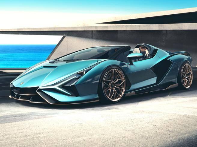 Lamborghini Sian Roadster, solo 19 esemplari da tre milioni di euro