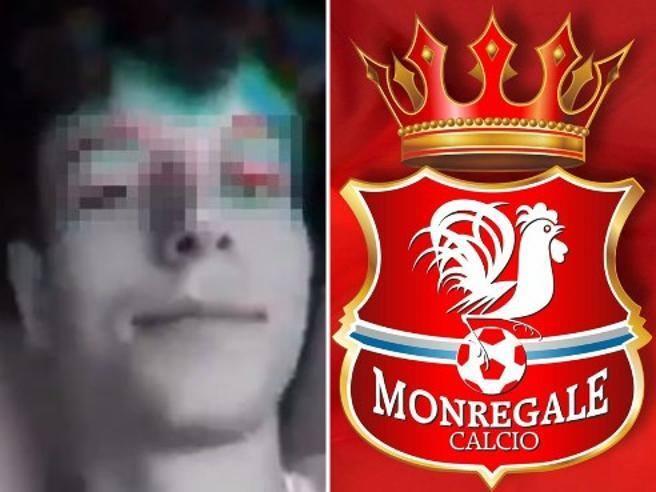 Monregale, licenziato il calciatore sessista e razzista Marco Rossi
