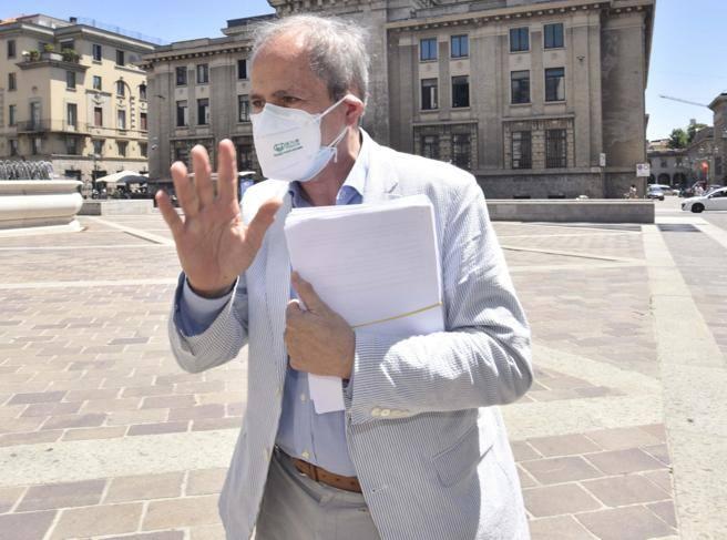 Crisanti fa causa all'Università di Perugia: 435mila euro per essere stato licenziato ingiustamente