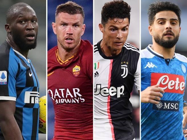 Champions E Europa League Quando E Dove Vedere Inter Roma Juve E Napoli Corriere It