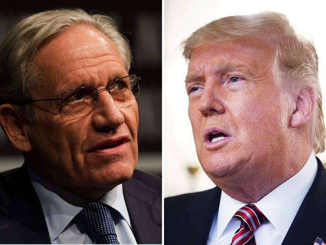 Coronavirus, Trump a Woodward: «Sapevo che era un virus mortale» thumbnail