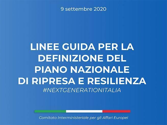 Recovery Fund, il piano italiano per le riforme: ecco le..