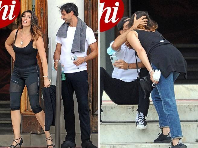 Il bacio tra Elisa Isoardi e Raimondo Todaro, è nato un nuovo amore?