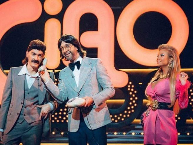 «Ciao 2020», sublime parodia russa della nostra tv degli Anni '80