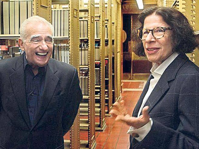 Fran Lebowitz e il ritratto d'autore di Martin Scorsese