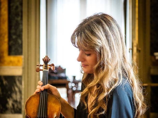 Francesca Dego, «Svelo i segreti del Cannone celebre violino di Paganini»
