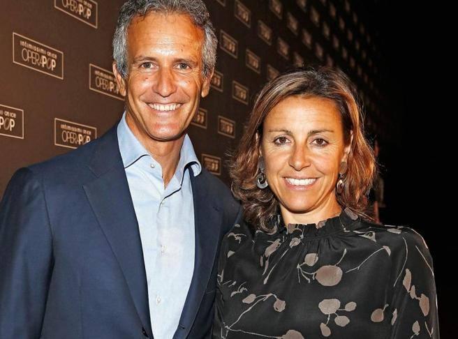Benetton-Compagnoni, matrimonio finito. «Separati già da tempo»