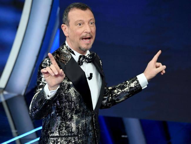 Amadeus: «Sanremo ad aprile o maggio? No. O tutti uniti per marzo o nel 2022»