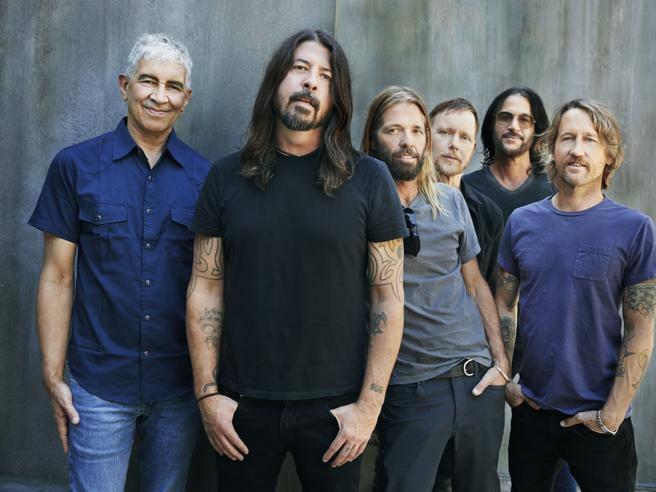 Dave Grohl: «Il rock cambia e si evolve ma non muore mai»