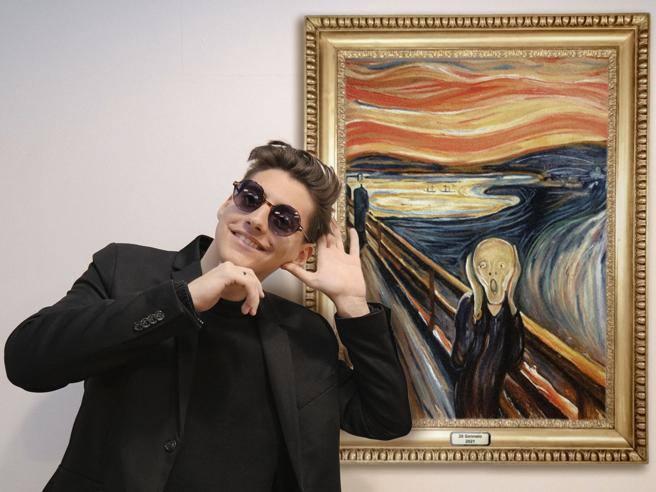 Aloia: «I miei brani ispirati dall'artedi Klimt e Munch ma dico grazieai video di Tik Tok»