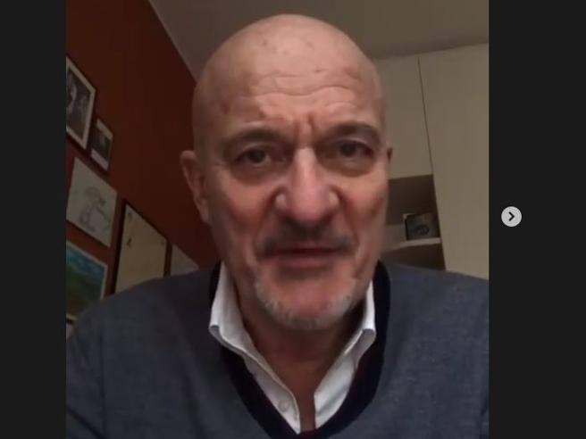 Claudio Bisio: «Sono positivo al Covid. Nulla di grave... spero»