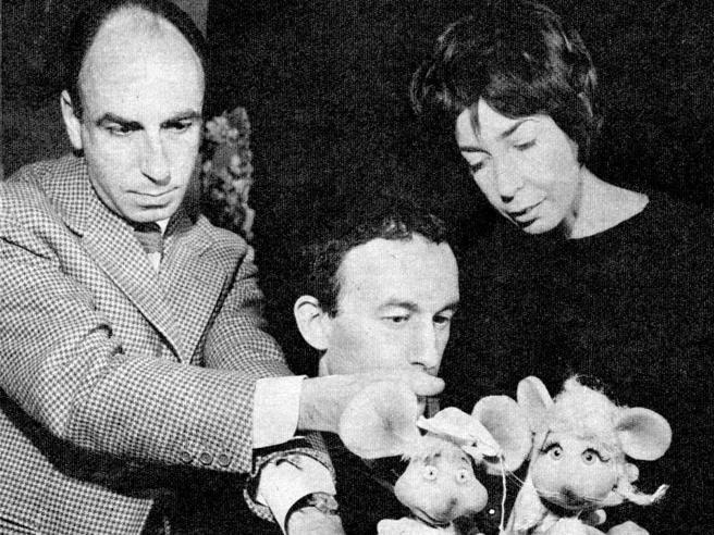 È morto Guido Stagnaro, creò Topo Gigio con Maria Perego