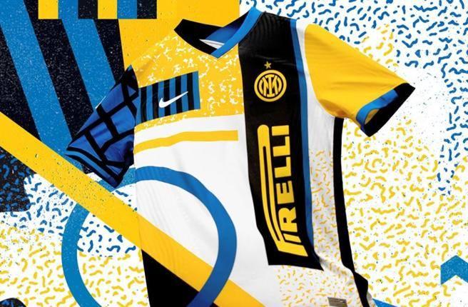 L'Inter presenta la sua quarta maglia (che rischia di non essere ...