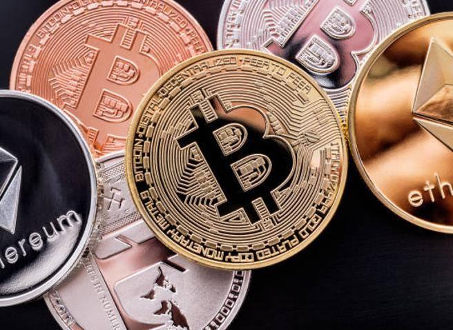 bitcoin va su borsa