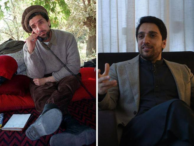 Il figlio del «Leone del Panshir» torna a casa per sfidare i talebani