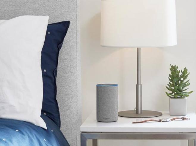 d4712aa399 Amazon Alexa arriva in Italia con la famiglia Amazon Echo: prezzo, data di  uscita e tutto quello che c'è da sapere - Corriere.it