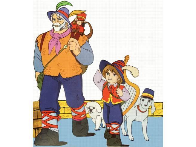 Remi uno dei cartoni animati più popolari degli anni 80 diventa