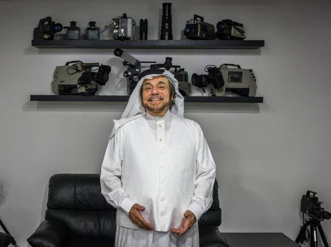The Jamjoom family who invented the Saudi cinema  And now he reopens