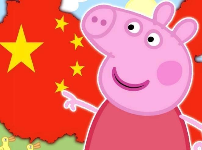 Peppa pig rivincita in cina: il video che sconfigge la censura