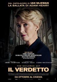 Il Verdetto - The Children Act