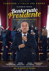 Bentornato Presidente!
