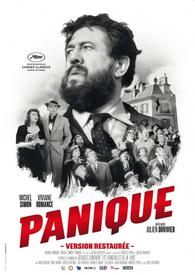 Panico (Versione restaurata)