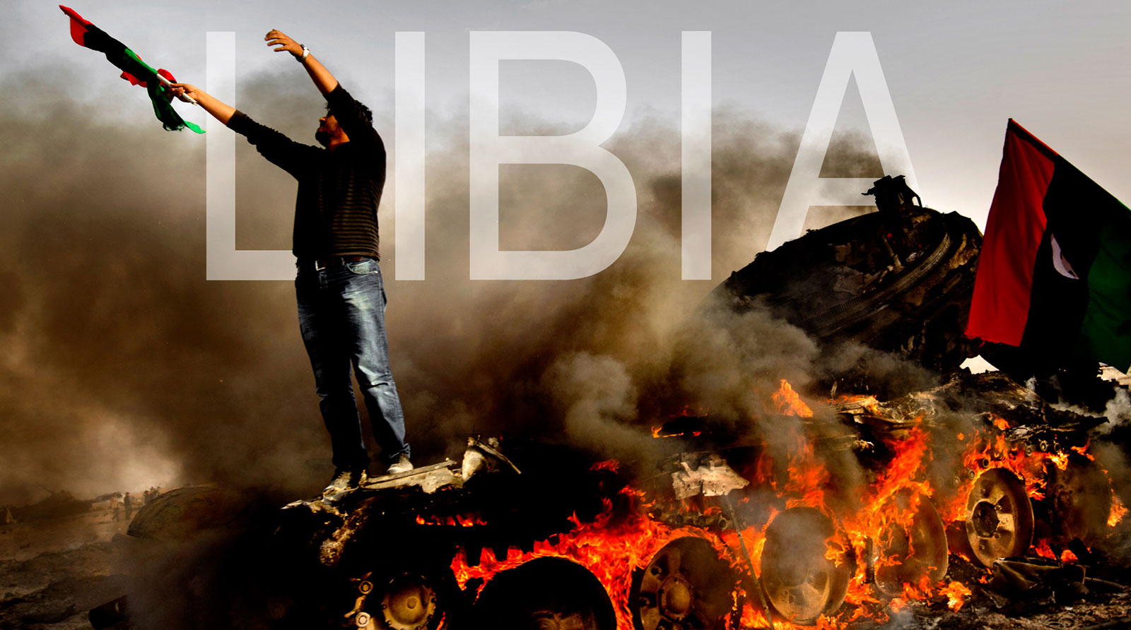 Libia tre anni dopo