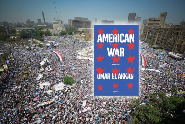 Un romanzo distopico che trasporta le guerre del Medio Oriente negli Stati Uniti