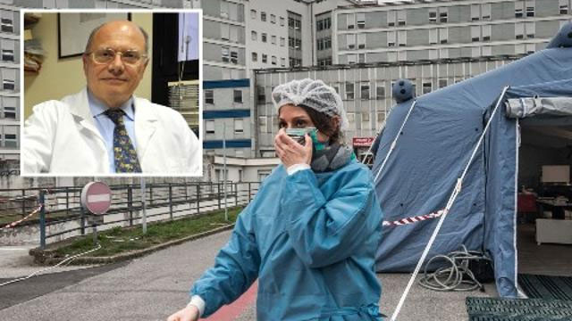 L'infettivologo Galli: «Ecco cosa svela l'impennata: sintomi lenti nei casi gravi»