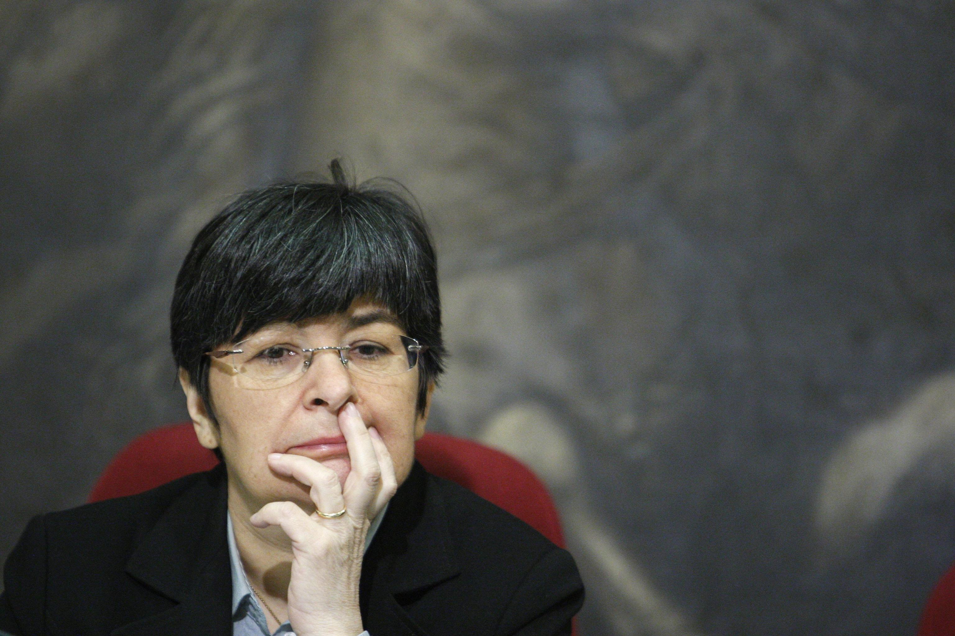 La sottosegretaria del ministero dell'Economia Maria Cecilia Guerra