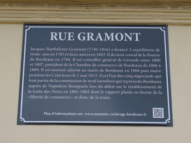 Jacques-Barthélemy Gramont