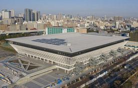 Tokyo, Tokyo Aquatics Centre