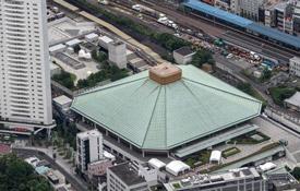 Tokyo, Ryōgoku Kokugikan