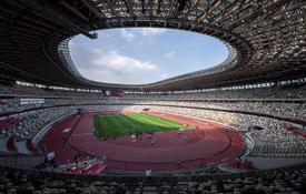 Tokyo, National Olympic Stadium